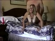 Big fun bags wife gets it from behind